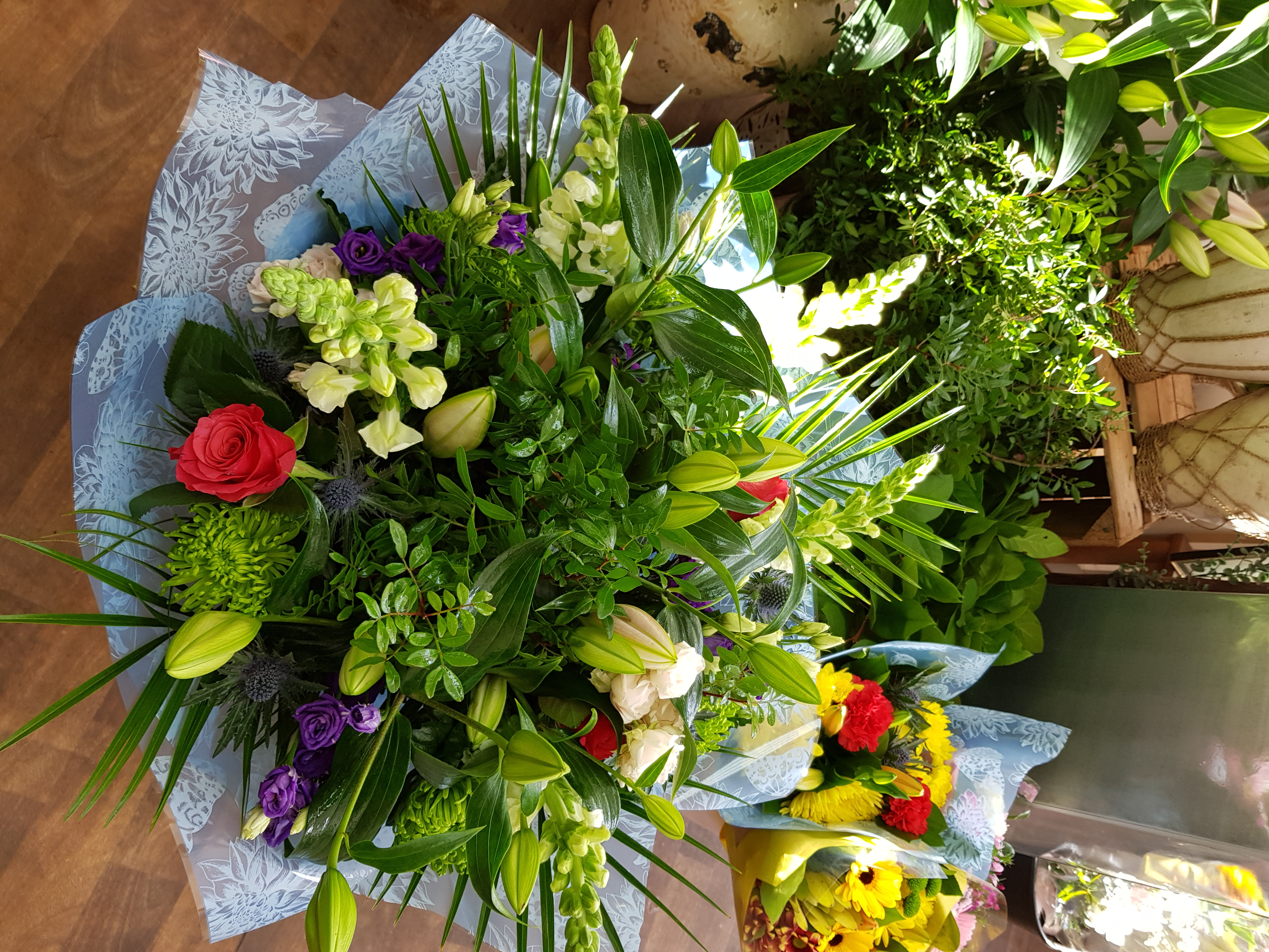 Easter Flowers by Hazels Flower House. Order Flowers Online now.