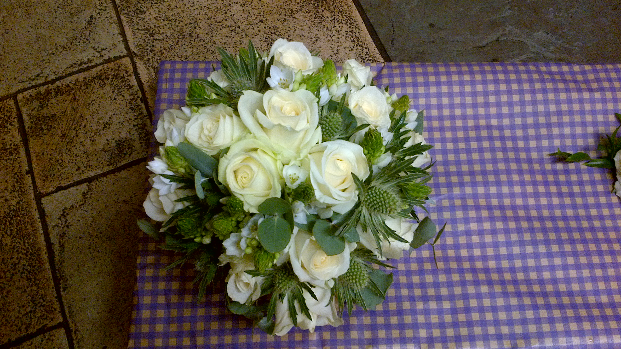 Send Flowers, By Hazel's Flower House, Perth, Scotland.